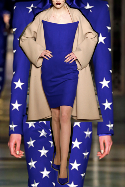 Gareth Pugh has me musing over stars