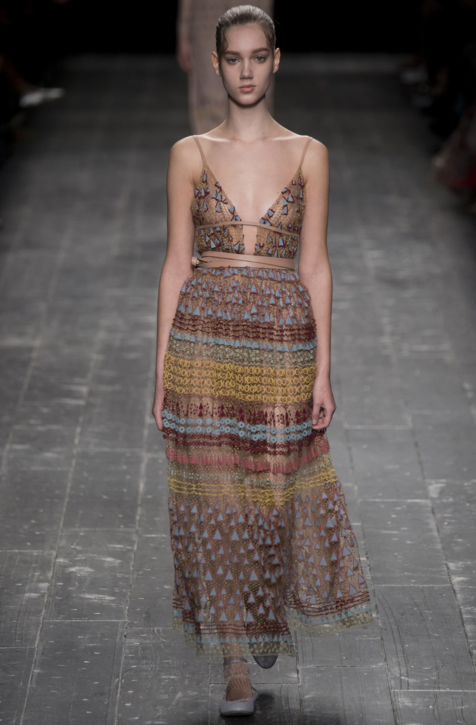 Fall 2016: Valentino's Indian Summer Soiree