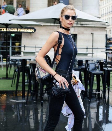 Stella maxwell made it to the Style Creep